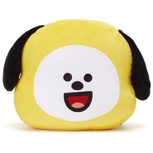 LINE FRIENDS BT21 Chimmy Throw Pillow